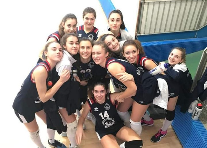Under 14 Scandicci - Regionale - fase 1