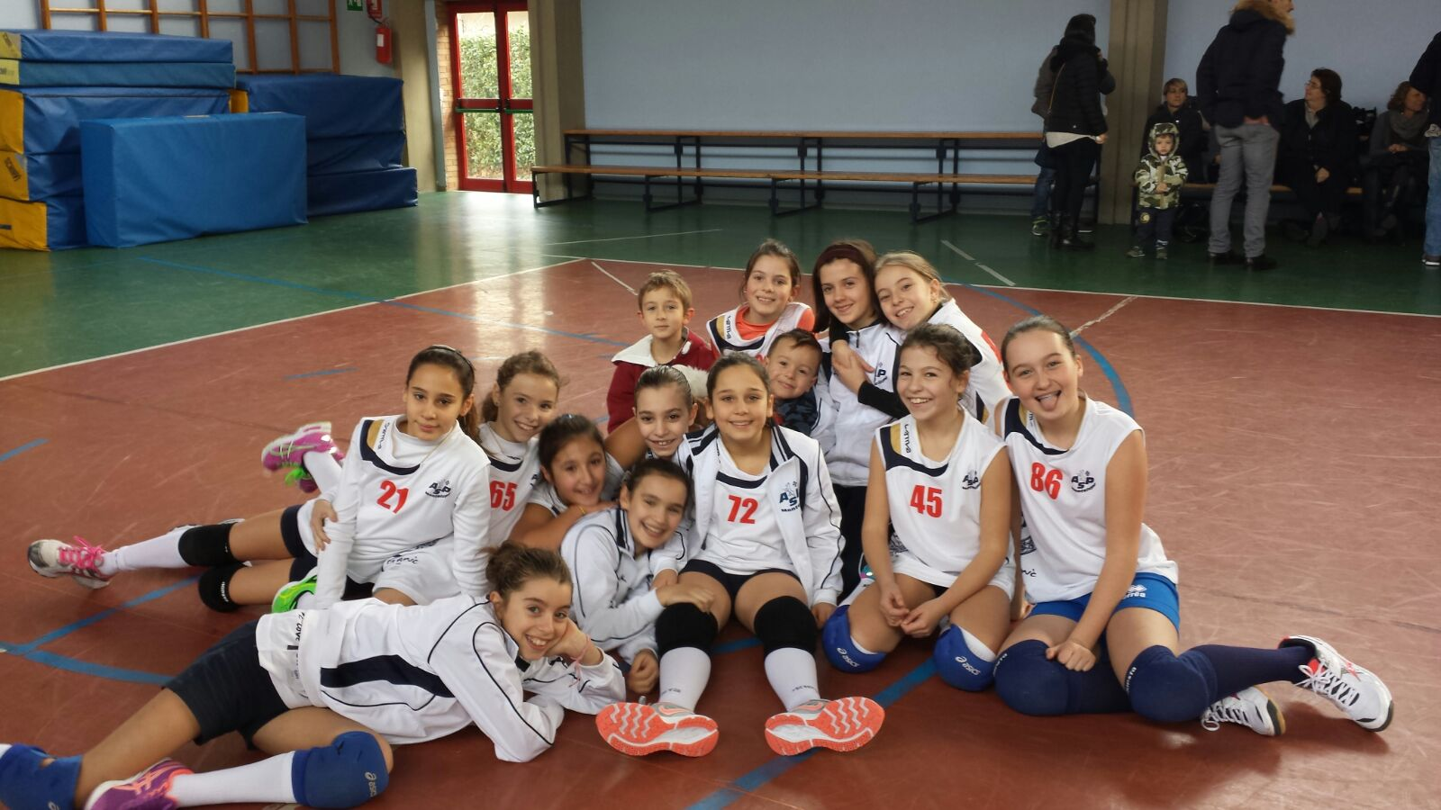 UNDER 11 SECONDA GIORNATA DI COPPA