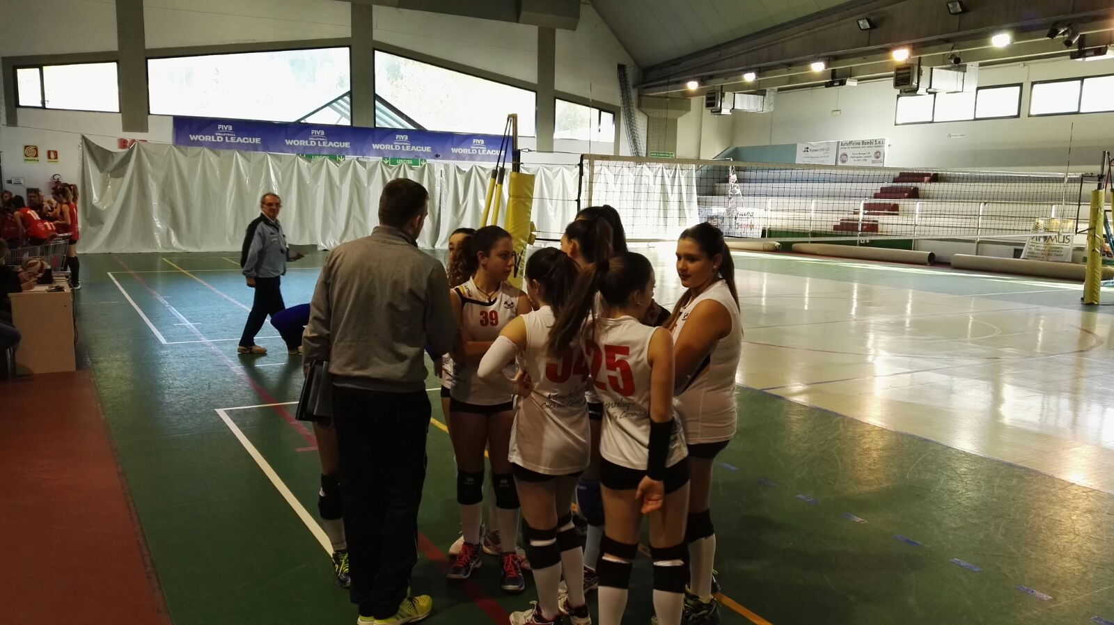 UNDER 14 UISP ULTIMA PARTITA DEL GIRONE