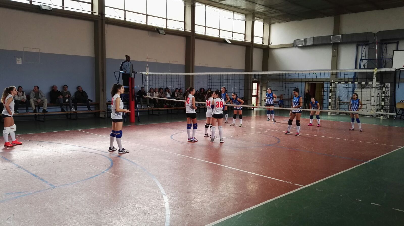 UNDER 14 UISP  SECONDA DI COPPA